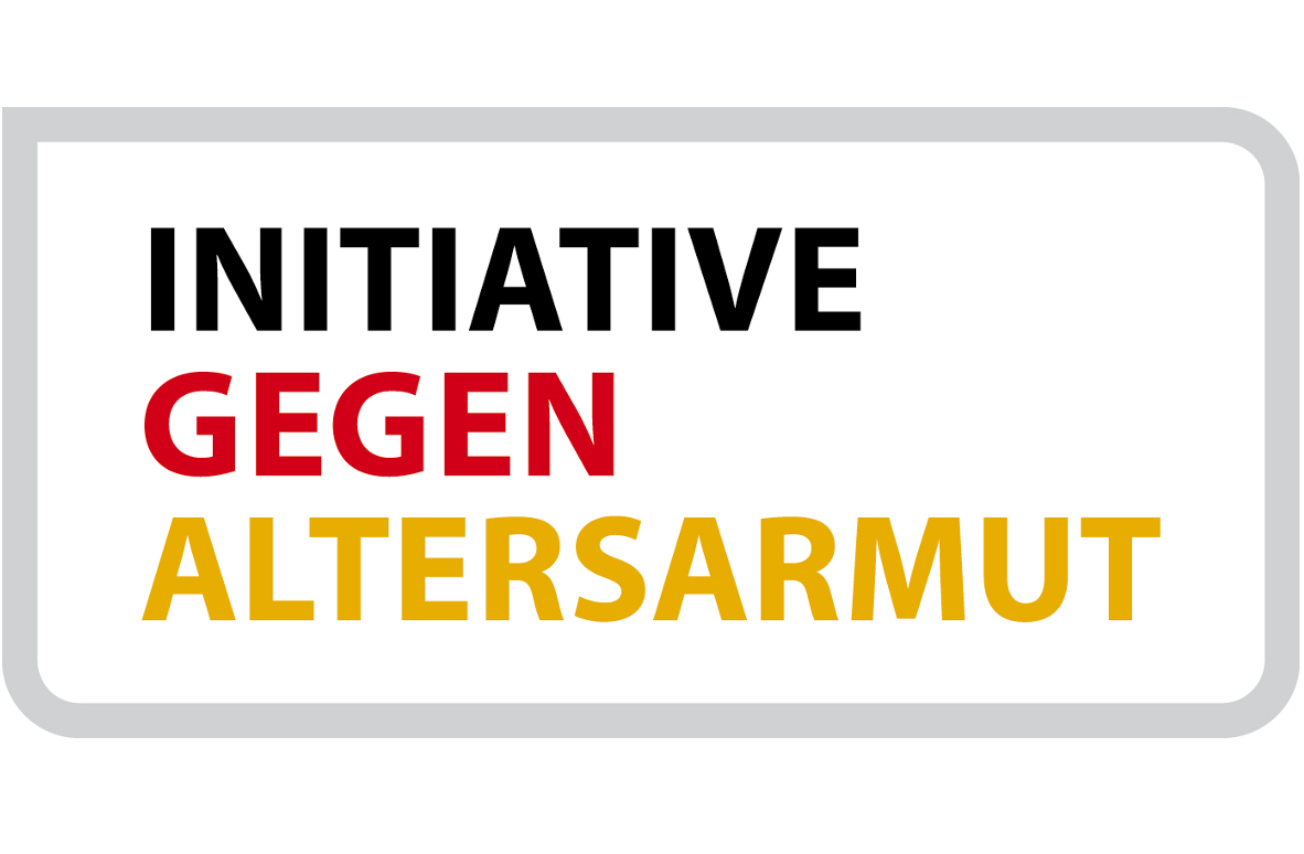 Initiative gegen Altersarmut Logo